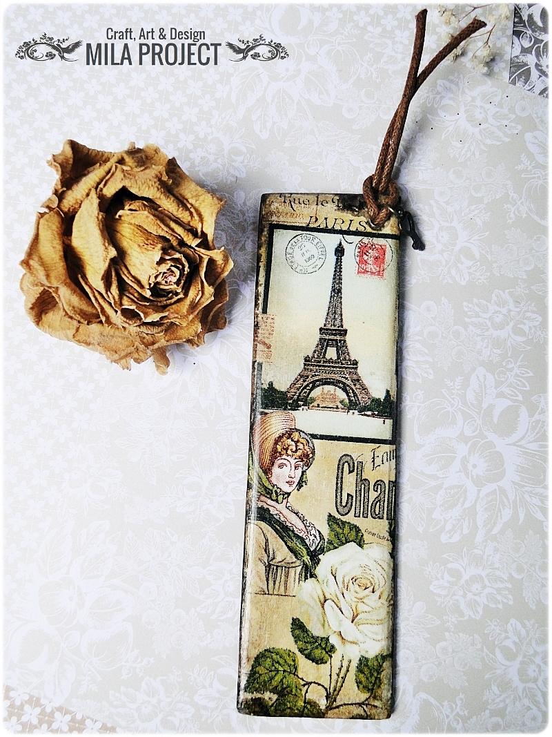Zakładka Paryżanki 1