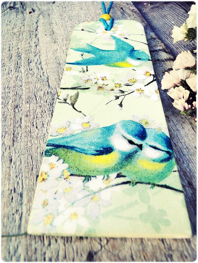 Zakładka do książki Blue Bird II 2