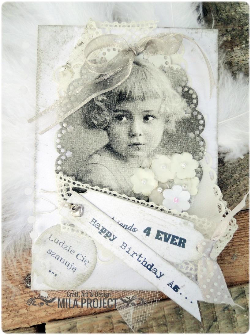 Kartka urodzinowa Zosia 1