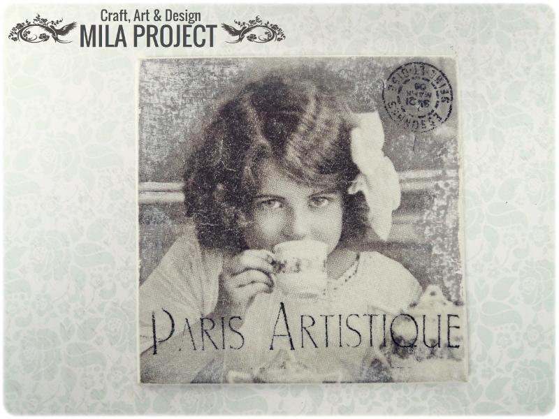 Podkładki Paris Aristique 1