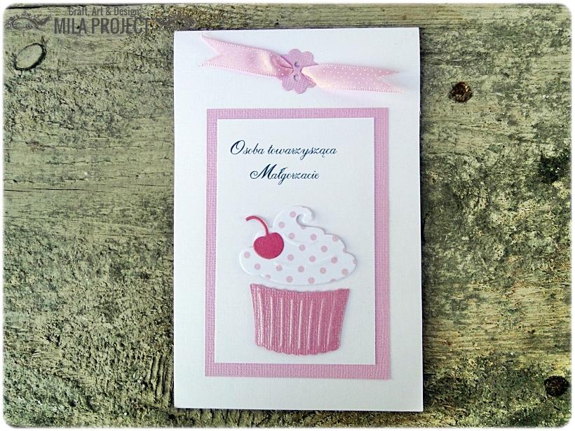 Winietki Cupcake 1