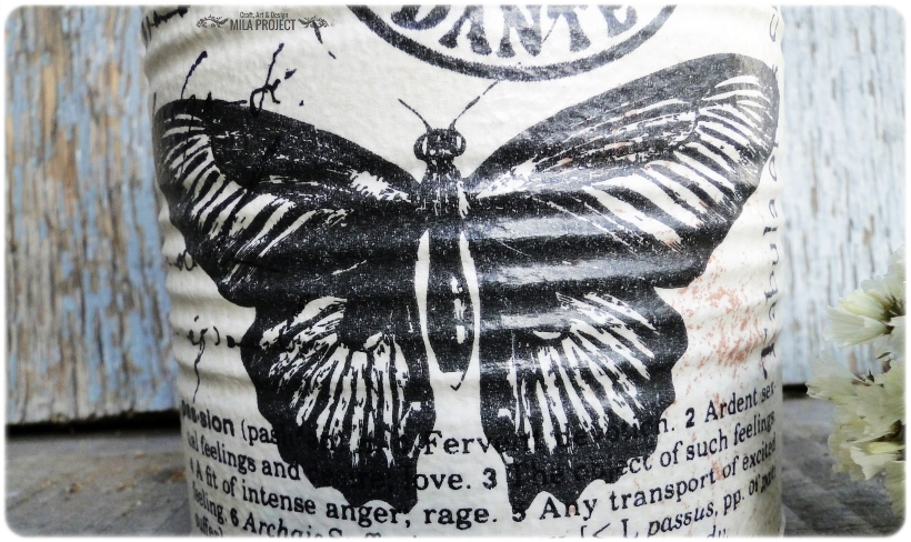 Puszka Black Butterfly 3