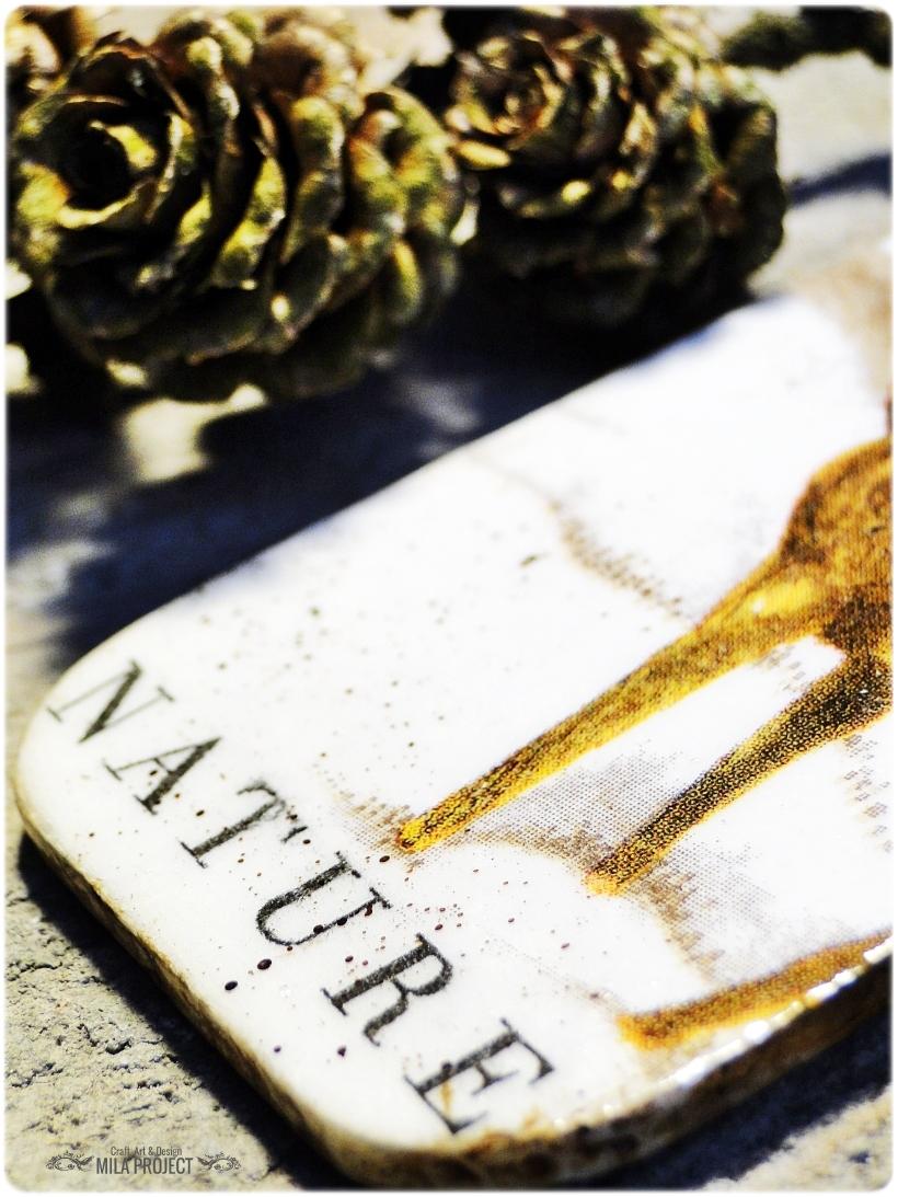 Zakładka do książki Las zimą 4