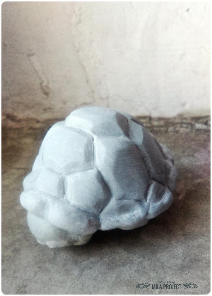 Model Żółwik z serduszkiem 2