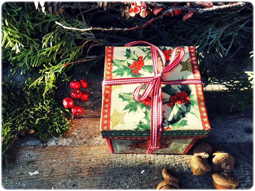 Bombka w pudełku I love Vintage Christmas 7