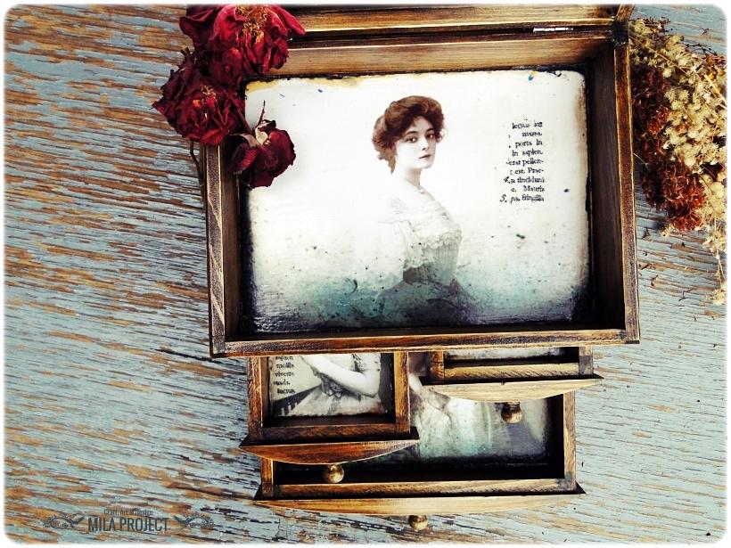 Kasetka na biżuterię Belle Epoque 4