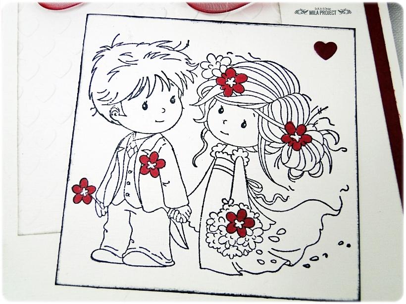 Zaproszenia ślubne Couple 2