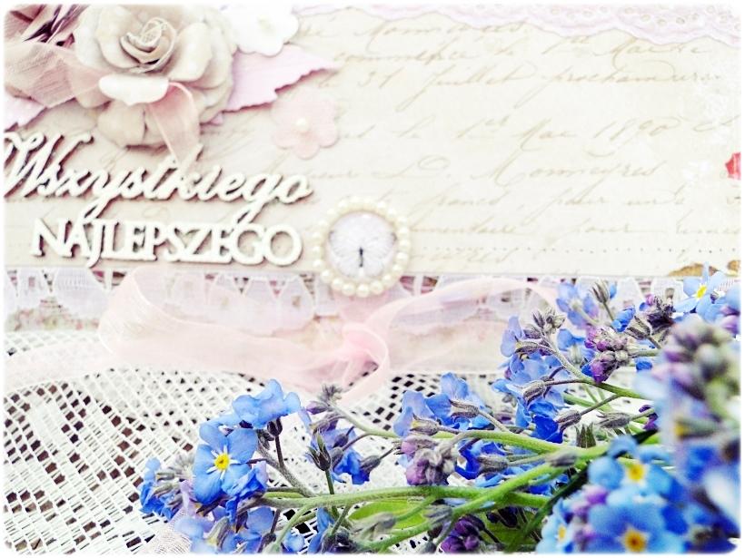 Kartka ślubna - koperta Romantic Letter 9