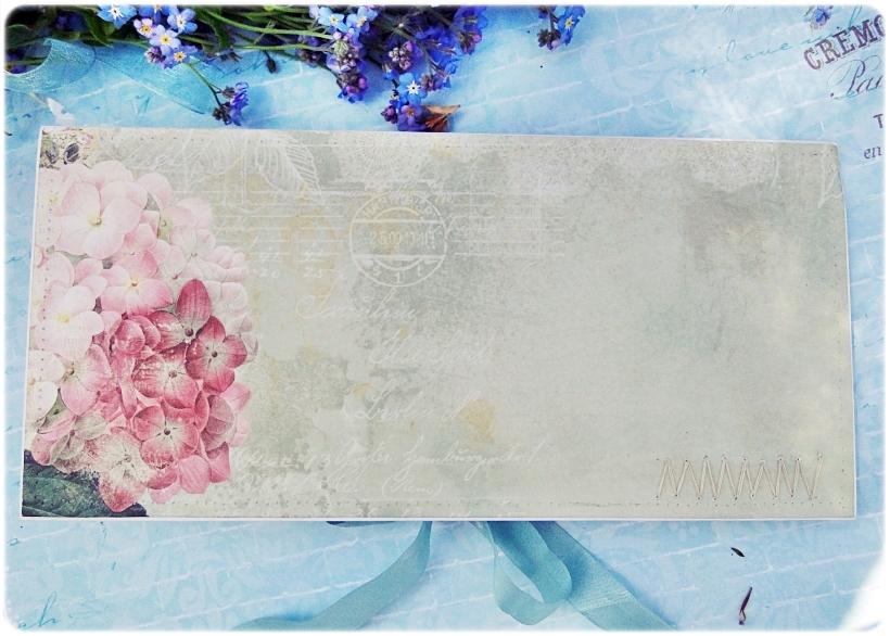 Kartka ślubna - koperta To jest Miłość 2
