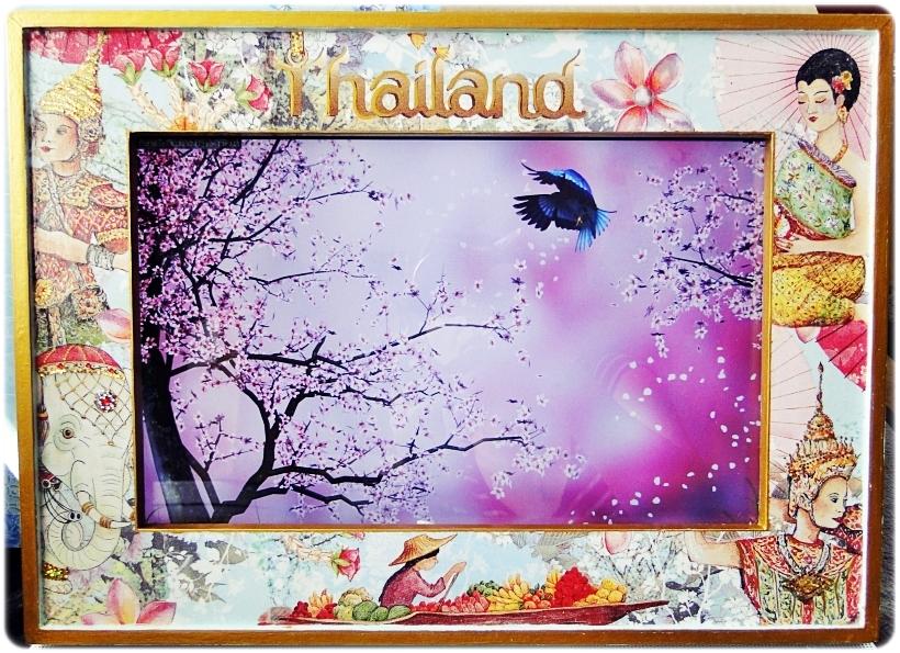Ramka na zdjęcie Thailand 9