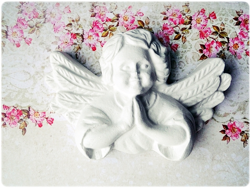 Podziekowania - Gipsowe aniołki i serduszka 11