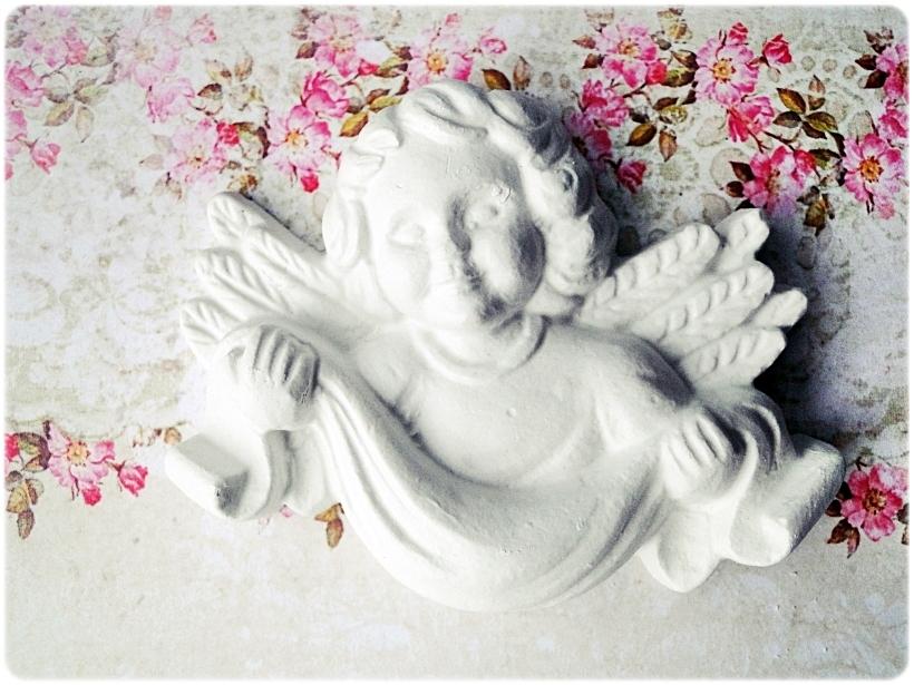 Podziekowania - Gipsowe aniołki i serduszka 12