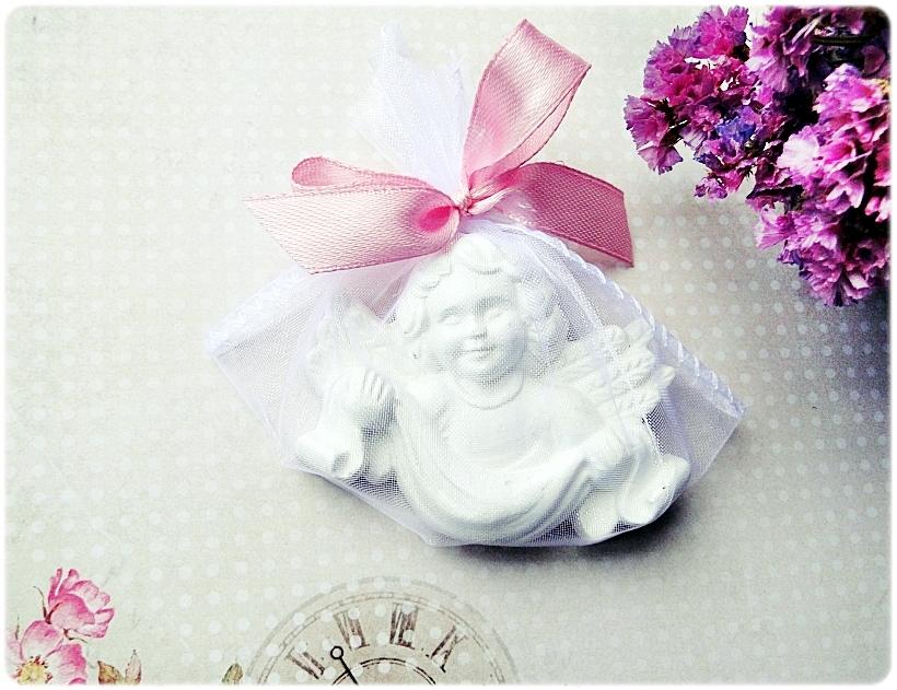 Podziekowania - Gipsowe aniołki i serduszka 3