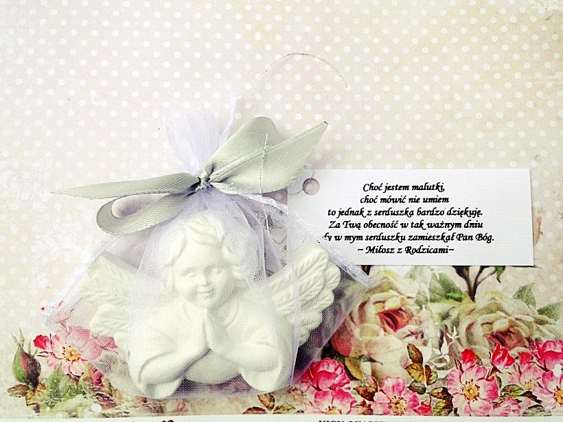 Podziekowania - Gipsowe aniołki i serduszka 7
