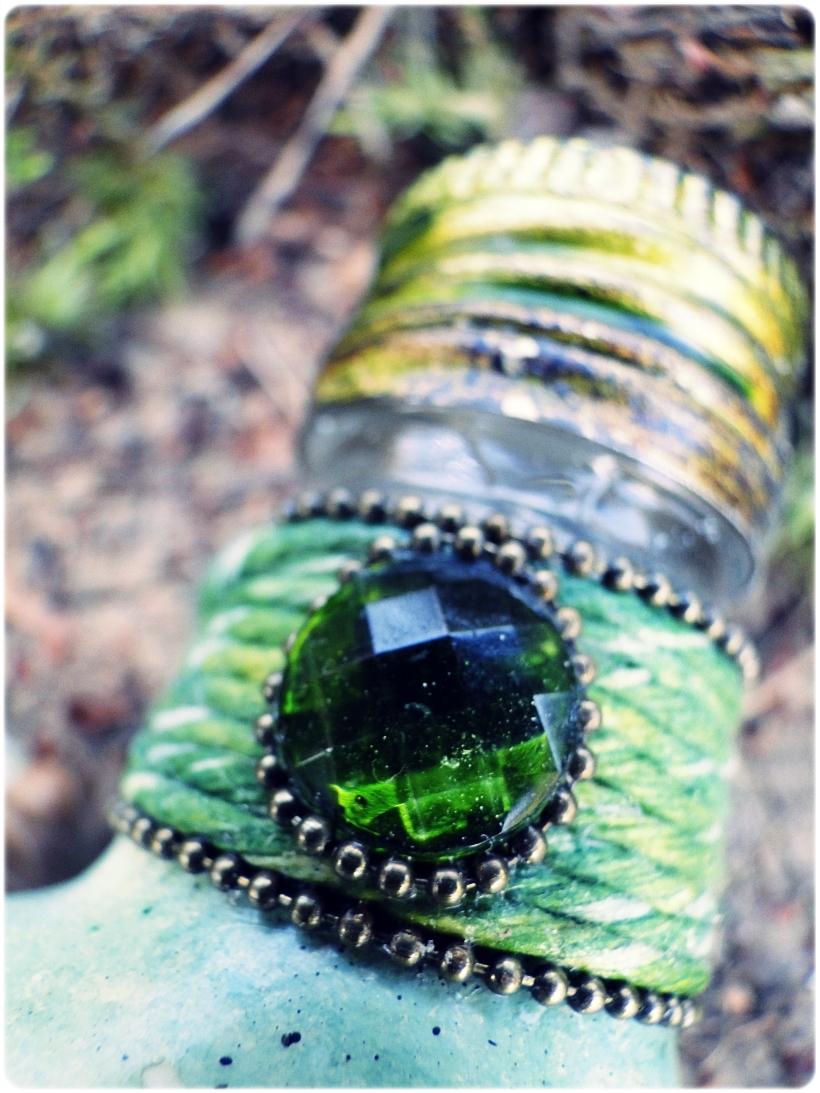 Butelka szklana piersiówka Sówki 10