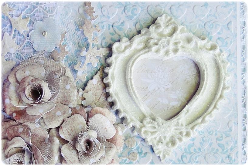 Kartka ślubna w pudełku Ślubuję Ci Miłość 8