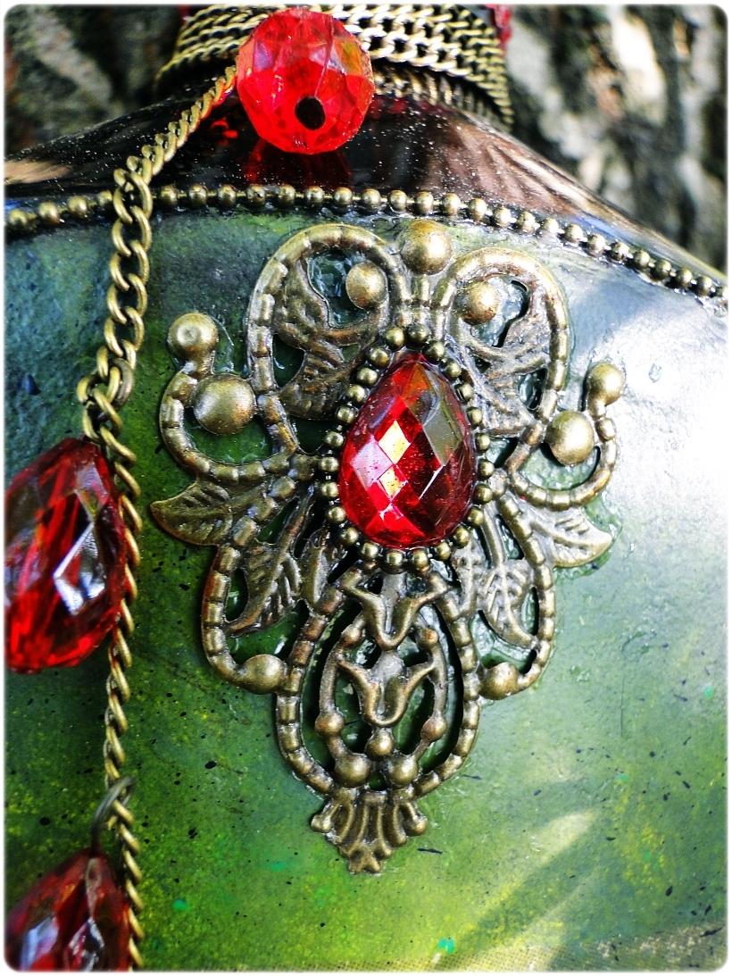 Butelka biżuteryjna Wiewiórka 3