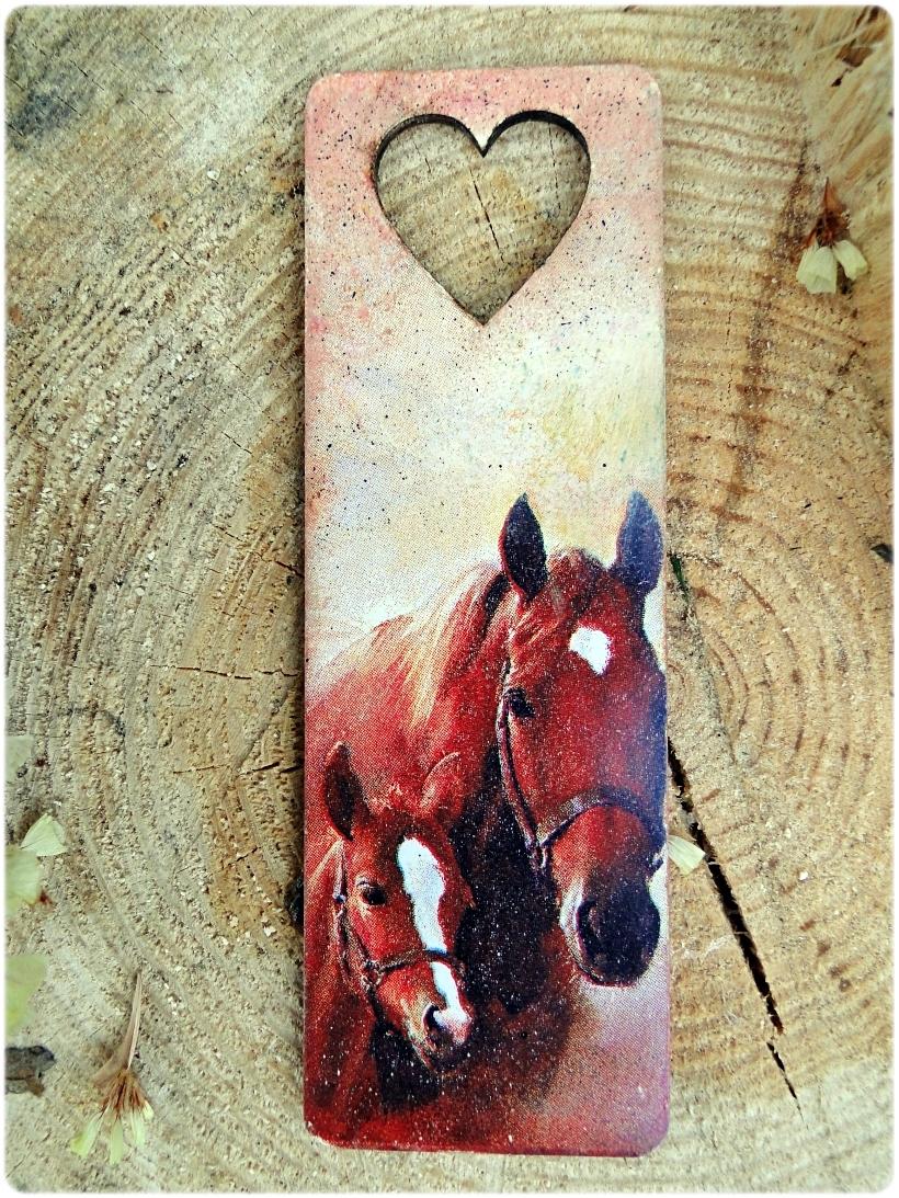 Zakładka do książki I love Horses 2