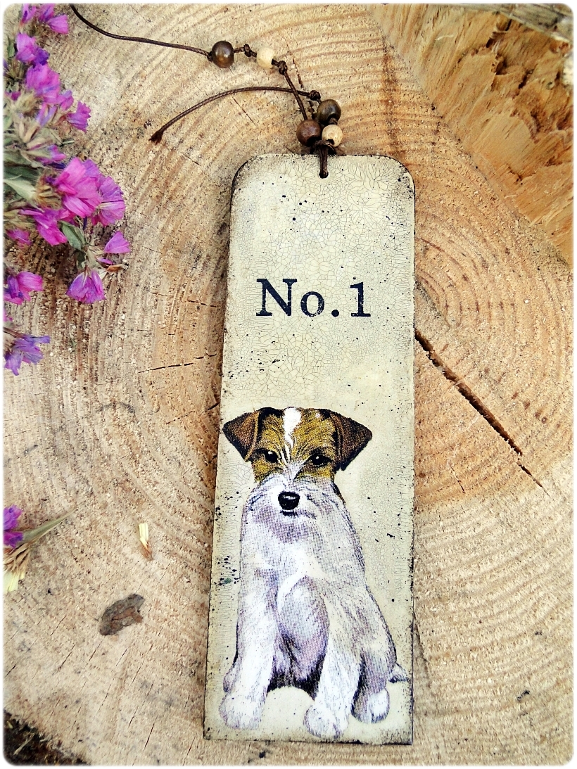 Zakładka do książki Jack Russell Terrier 2