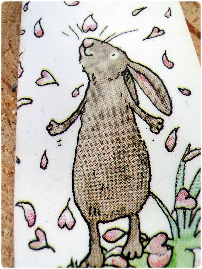 Zakładka do książki Zajaczek 3