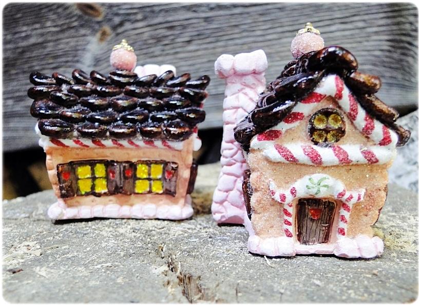 Figurka gipsowa Domek z piernika 20