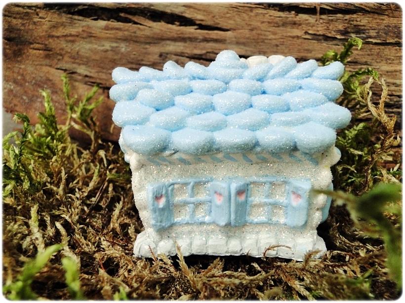 Figurka gipsowa Domek z piernika 6