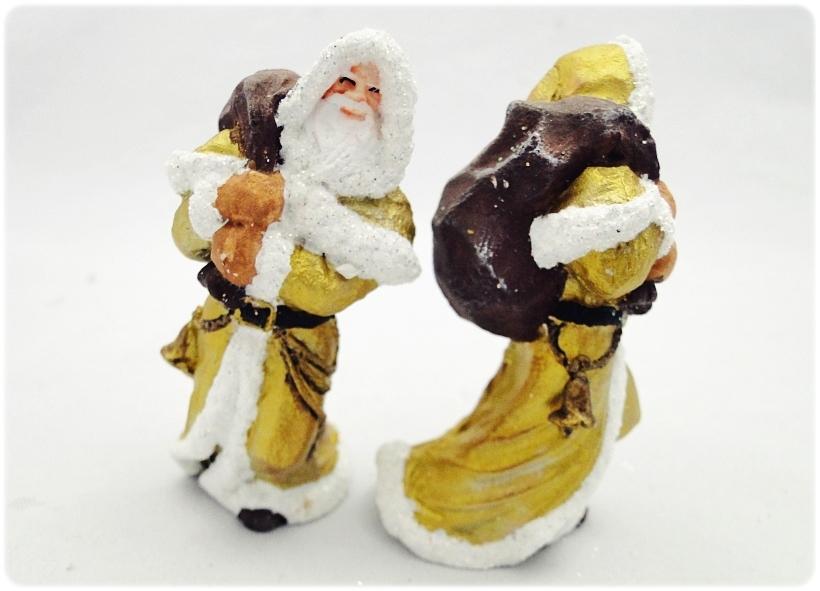 Figurka gipsowa Mikołaj 10