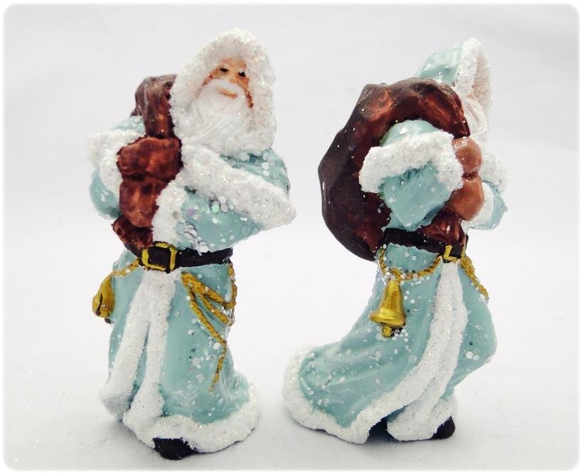 Figurka gipsowa Mikołaj 16