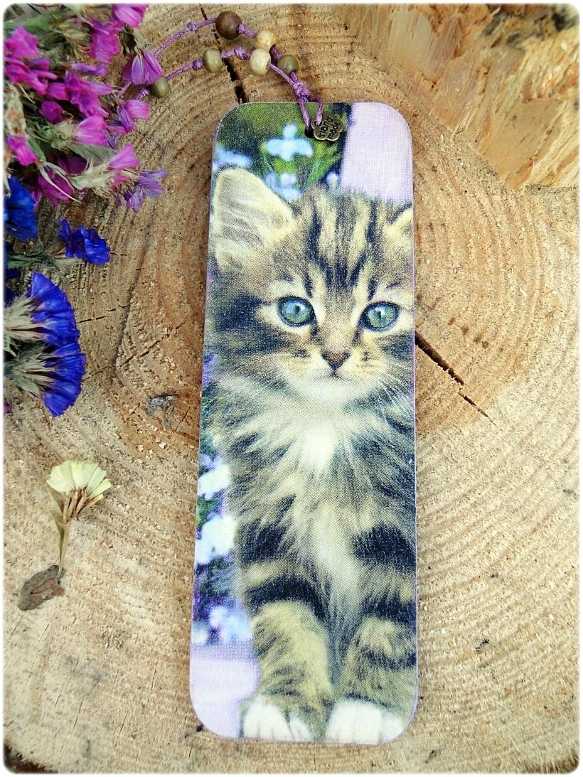 Zakładka do książki Kitten 1