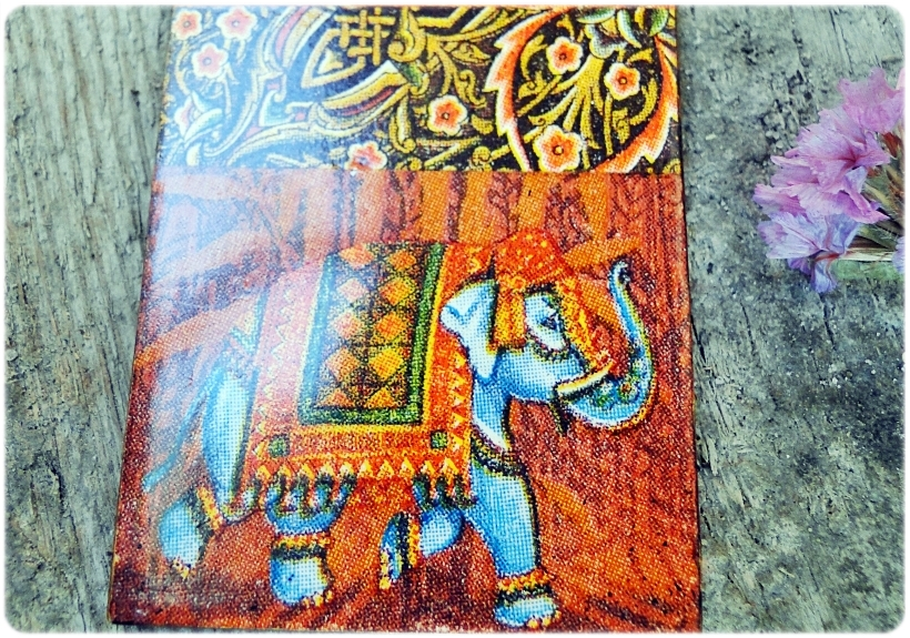 Zakładka do książki Taj Mahal 4